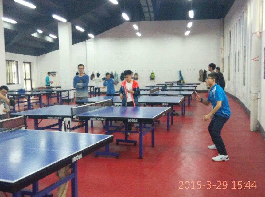 乒乓球协会-中南大学阳光体育